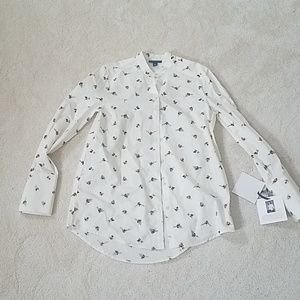 Victoria Beckham for Target Bee Blouse